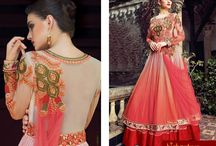 Alluring Anarkali Suits / This is ‪#‎High5store‬ ‪#‎Fashion‬