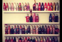 Coca-cola / Coca-cola bottles