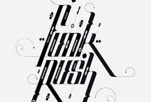 Typography / by Marie Wenngren