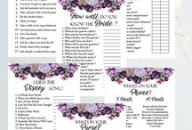 Wedding planner board / planning your wedding it will be easier with these awesome articles and printables