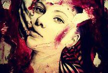 Miss Gribouillis#Portrait