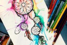 Inspirações para desenho