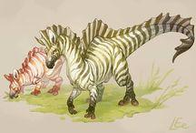 Art: Creatures