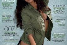 Magazine cover photo / by MoviezAdda - Movies |  Masala | Masti