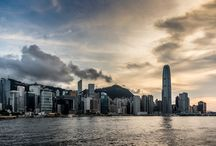 Hong Kong by Burak Iscen
