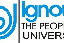 Education / IGNOU The People's University