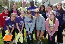 Compassionate Community / Stonehill College students learn about compassion through service learning and volunteering. / by Stonehill College