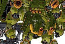 mechanical / ロボットその他