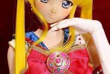 Sailor Moon BJ doll