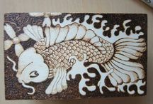 pyrography by Jo-Anne