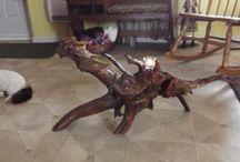 My Driftwood Art