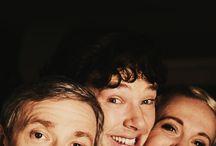 221b Baker st / All things Sherlock. seasons 1-3.