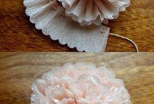 Made flower