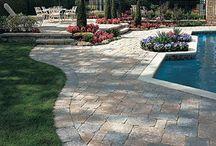 Pool & back yard ideas / by Kippy West