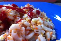 south African  macaroni and cheese