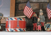 AMERICANA / by Vintage Touch