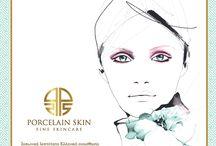 porcelain skin