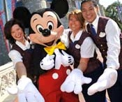 Disney vacation info