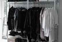 Garderoby ideas