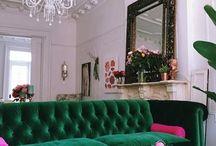 oturma odası dekor