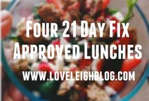 21 Day Fix / by Frances Denizard