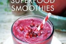 Superfood Smoothies / Everyone loves smoothies—and this is the ultimate smoothie book, written by Julie Morris, author of Superfood Kitchen and a superfood expert! Morris whips up 100 nutrient-rich recipes using the world's most antioxidant-, vitamin- and mineral-packed foods, and offers innovative culinary methods for making your smoothies incredibly nutritious and delicious.