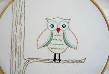 Owl Ideas for Ella