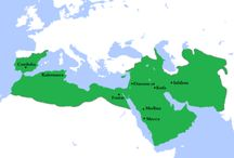Umayyad Caliphate 661 ~ 750 / Syria remained the Umayyads' main power base and Damascus was their capital. The Umayyads continued the Muslim conquests, incorporating the Caucasus, Transoxiana, Sind, the Maghreb and the Iberian Peninsula (Al-Andalus) into the Muslim world. At its greatest extent, the Umayyad Caliphate covered 5.79 million square miles (15,000,000 km2).The Muslim conquests brought about the collapse of the Sassanid Empire and a great territorial loss for the Byzantine Empire.