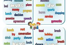 Verb collocations