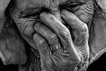Adoro le persone anziane
