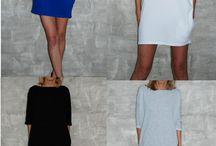 Sukienki / Dresses / Sukienki marki Sisters - Polski producent - wykonanie dzianina - dres - luźno / swobodnie / wygodnie. Clothing for women / dresses http://www.shopsisters.eu/pl/3-sukienki-sisters