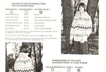 PDF White Buffalo Knitting Patterns / These have all been cleaned up , and so quick to do up, becoming very popular again!