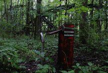 Abandoned Amusement Parks / by Tonya Nunn