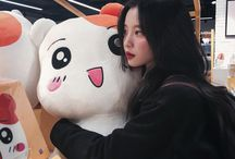 Korean icons topper
