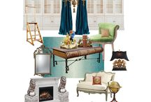 """""""Beauty and the Beast"""" Interior Design Inspiration"""