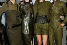 Modern Military Fashion Trend