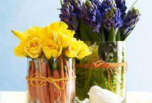 Flower Arrangement Ideas / by Morton Arboretum