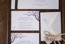 Rustic DIY Wedding Details