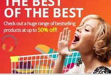 #The Best of the Best Discount Shopping / Discount Shopping