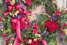 Wreaths / by Cynthia Rees