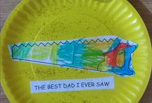 Preschool ideas / crafts to make with group of children