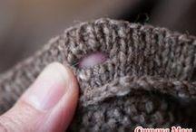 Советы для вязания спицами