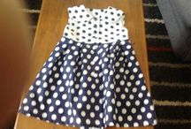 House of Woo / Home sewer branching out to sell pinafores/dresses for little girls at reasonable prices