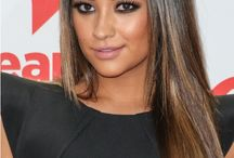 Hair colour for olive skin and brown eyes