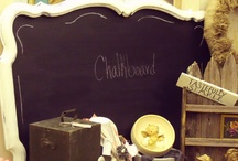 chalk n memo boards / by JoEllen Smith
