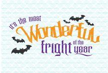 Homeberries Halloween SVG Files