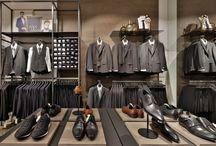 negozio elegante