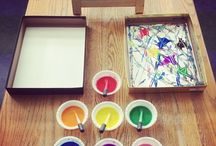 Preschool painting ideas