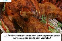 Carn d'ànec / Carne de Pato / Aquí trobaràs curiositats sobre la carn d'ànec / Aquí encontrarás curiosidades sobre la carne de pato