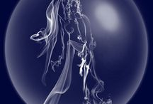 Smoke PS Design / Smoke illustration